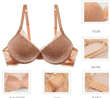 Load image into Gallery viewer, Super Gather Brassiere Sets - SWANBOUTIQ