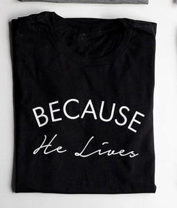T Shirt With Slogan - SWANBOUTIQ