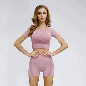Two Piece Set Sportswear - SWANBOUTIQ