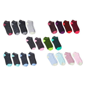 Women's Low Cut Thermal Socks - 20 Pairs - SWANBOUTIQ