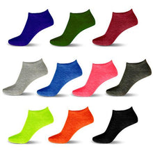 Load image into Gallery viewer, Women's Low Rise Ankle Sock Mystery Deal - 20 Pair - SWANBOUTIQ