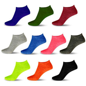 Women's Low Rise Ankle Sock Mystery Deal - 20 Pair - SWANBOUTIQ