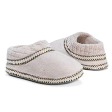 Load image into Gallery viewer, Women's Rita Micro Chenille Full Foot Slippers by Muk Luks - SWANBOUTIQ