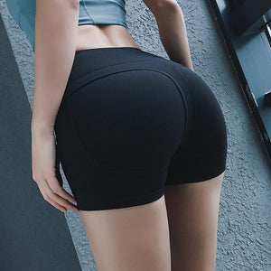 Yoga Shorts Workout Activewear - SWANBOUTIQ