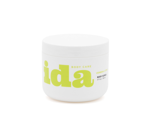 Ida Body Care 4oz. Verbena Citrus Body Scrub
