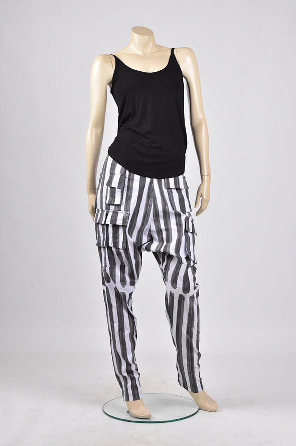 Studio Rundholz pants rock stripe