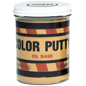 Color Putty 1Lb White