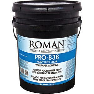 Roman Professional 011305 PRO-838 5G Clear HD Adhesive