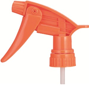 "Tolco 110512 9-1/4"" Orange Model 320 Trigger Sprayer Industry Std Dip Tube"