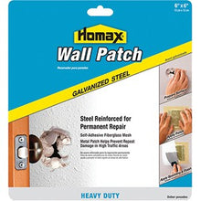 Load image into Gallery viewer, Homax Metal Wall Patch w/ Self Adhesive Mesh