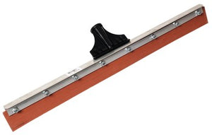 "Wooster R7152 24"" Speed Squeegee 3/16"" Notched Blade w/ Threaded Handle Adaptor"