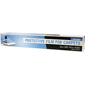 "Trimaco 63620 36"" x 200' 2mil Carpet Film"