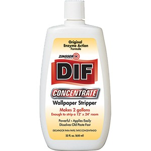 Zinsser 02422 22 oz. DIF Wallpaper Remover Concentrate