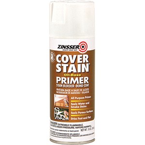 Zinsser 3608 13 oz. Cover Stain Spray (6 PACK)