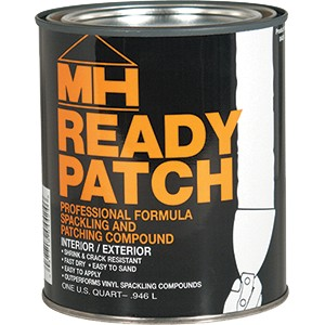 Zinsser 04424 Qt Ready Patch HD Spackling & Patching Compound