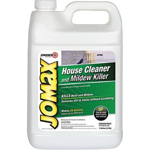Zinsser 60101 1G Jomax House Cleaner Concentrate (4 PACK)