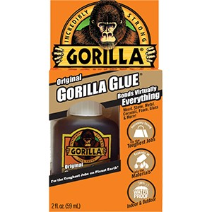 Gorilla Glue 5000201 2 oz. Original Glue