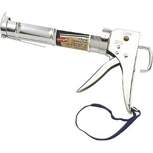 "Dynamic AJ200126 9"" HD Chrome Caulk Gun Barrel"