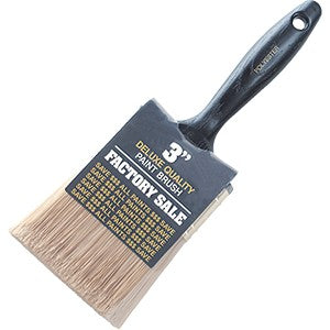 "Wooster P3973 3"" Factory Sale Gold Polyester Paint Brush (12 PACK)"