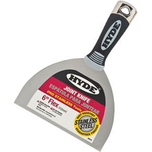 Load image into Gallery viewer, Hyde Pro Stainless Flex Joint Knife Hammer Head