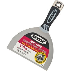 Hyde Pro Stainless Flex Joint Knife Hammer Head