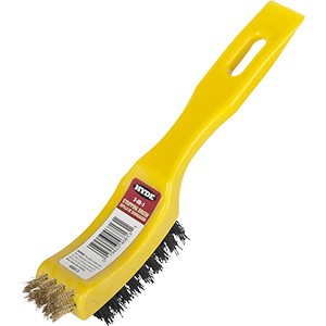 Hyde 46813 3-In-1 Paint Stripping Brush