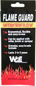 Walla Walla 35263 Flame Guard Paint Additive 6 oz. (Treats 1 G)