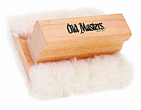 Old Masters C30500 100% Lambswool Stain Pad Applicator