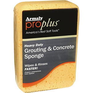 Armaly 100-00603 Sand Grouting & Concrete Sponge