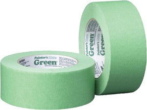 "Shurtape 103369 1"" x 60Yd Painters Mate Green Masking Tape"