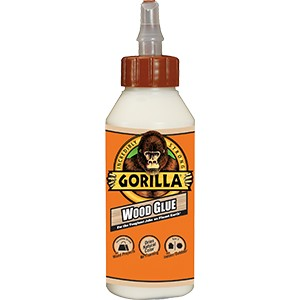Gorilla Glue 6200002 8 oz. Gorilla Glue Wood Glue (12 PACK)