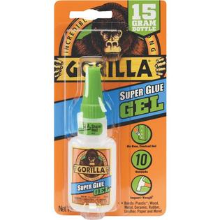 Gorilla Glue 7600103 15G Gorilla Glue Super Glue Gel