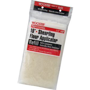 Wooster RR612 Shearling Lambskin Floor Applicator Refill