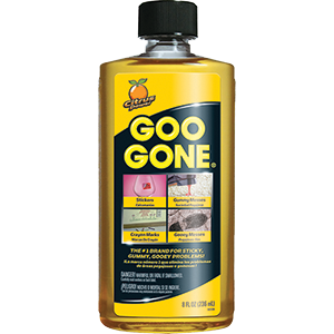 Goo Gone 2087 8 oz. Remover For Stickers Grease Gum Tar Crayon & Tape