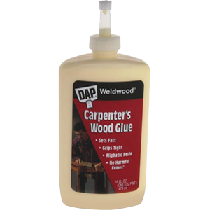 Dap 00491 16 oz. Weldwood Carpenter Glue