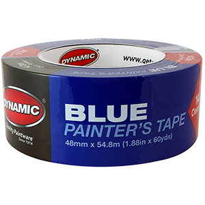 Dynamic Blue Premium Masking Tape