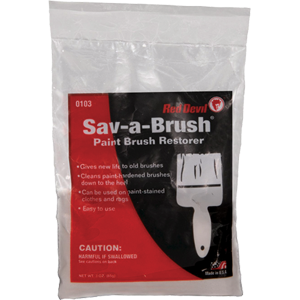 Red Devil 0103 3 oz. Sav-A-Brush Restorer Powder