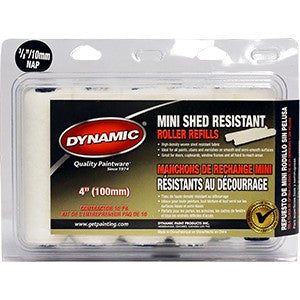 "Dynamic HM005601  (4"" x 3/8"") Mini Shed Resistant Refill (100 PACK)"