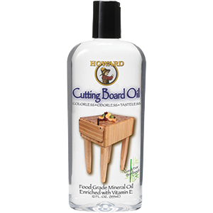 Howard BBB012 12 oz. Butcher Block & Cutting Board Oil