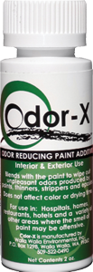 Walla Walla 61108 2 oz. Odor Reducing Paint Additive Treats Up To 2G On All Pain