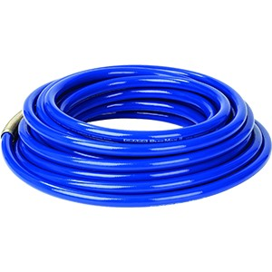 "Graco 240793 1/4"" x 25' 3300 PSI Bluemax Hose"