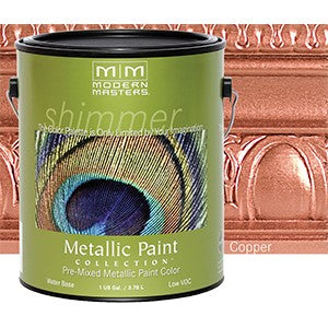Modern Masters ME195 1G Copper Metallic Paint