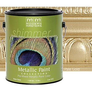 Modern Masters ME200 1G Pale Gold Metallic Paint