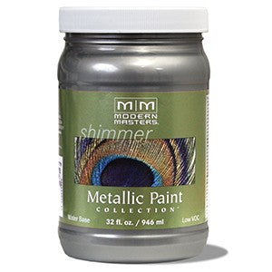 Modern Masters ME209 Qt Pewter Metallic Paint