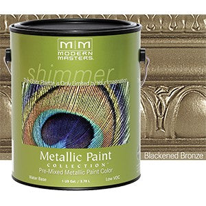 Modern Masters ME238 1G Blackened Bronze Metallic Paint