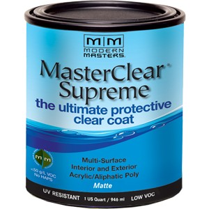 Modern Masters Qt Masterclear Supreme Protective Clear Coat