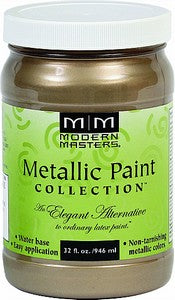 Modern Masters ME708 Qt Nickel Metallic Paint