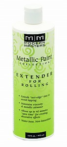 Modern Masters ME651 16 oz. Metallic Paint Rolling Extender