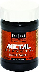 Modern Masters ME208 Iron Reactive Metallic Paint