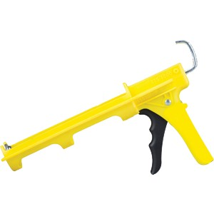 Dripless ETS1000 10 oz. Composite Contractor Caulk Gun w/ Ergo-grip